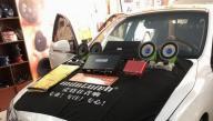 丰田锐志汽车音响改装麦特仕M-SQ-65X2—梅州广龙汽车