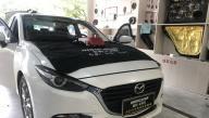 马自达昂克赛拉汽车音响改装麦特仕DSP-V6 —广州增城众汇